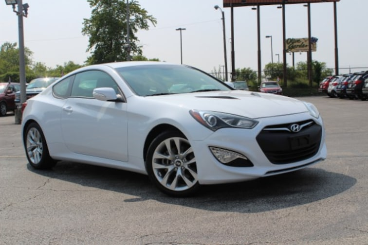 Used 2016 Hyundai Genesis Coupe 3.8 Coupe in Columbia, MO