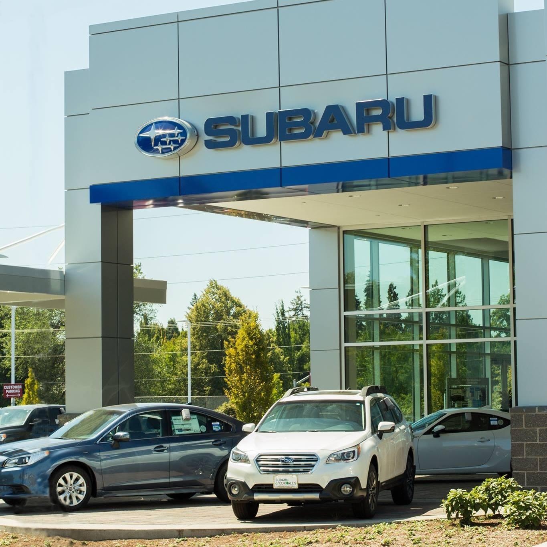 New Subaru & Used Car Dealer