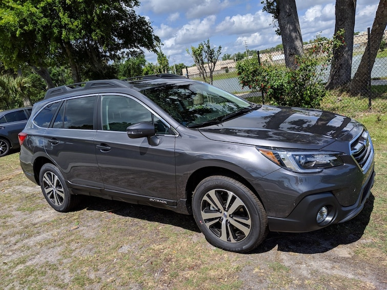 New 2019 Subaru Outback 2.5i Limited SUV For Sale in Daytona Beach, FL