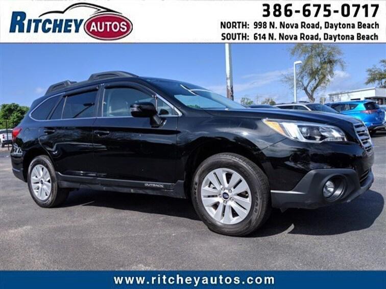 Used 2016 Subaru Outback 2.5i Premium Wagon in Daytona Beach, FL