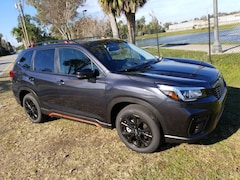 New 2019 Subaru Forester Sport SUV 470596 in Daytona Beach, FL
