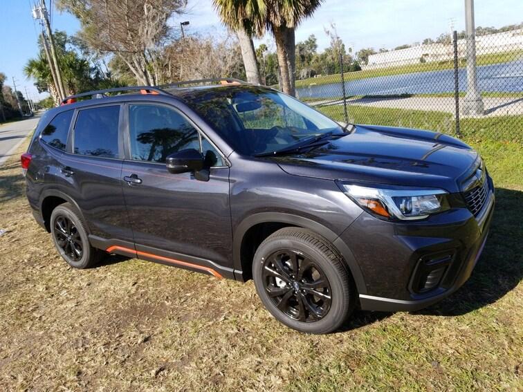 New 2019 Subaru Forester Sport SUV For Sale in Daytona Beach, FL