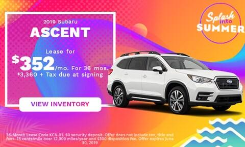 June 2019 Ascent Lease Offer