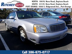 Used 2005 Cadillac Deville Sedan under $10,000 for Sale in Daytona