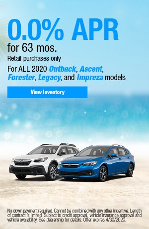 0.0% APR for 63 mos.