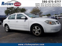 Used 2010 Chevrolet Cobalt LT with 2LT Sedan under $10,000 for Sale in Daytona