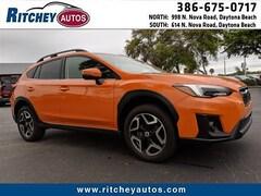 Used 2018 Subaru Crosstrek Limited 2.0i Limited CVT 275481A in Daytona Beach, FL