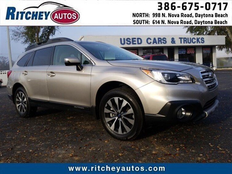 Used 2017 Subaru Outback Limited 2.5i Limited in Daytona Beach, FL