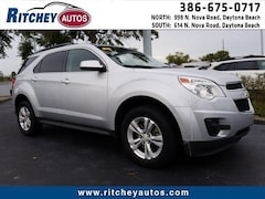 Used 2011 Chevrolet Equinox LT with 1LT FWD  LT w/1LT under $10,000 for Sale in Daytona