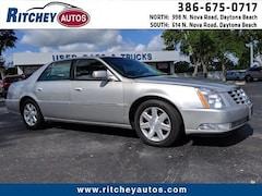 Used 2006 Cadillac DTS with 1SB Sedan under $10,000 for Sale in Daytona
