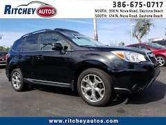 Certified Pre-Owned 2015 Subaru Forester 2.5i Touring CVT 2.5i Touring PZEV JF2SJAUC8FH476363 for sale in Daytona Beach, FL