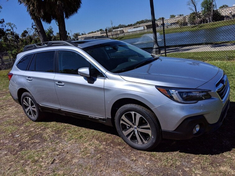 New 2019 Subaru Outback 2.5i Limited SUV For Sale in Daytona Beach, FL