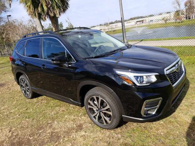 New 2019 Subaru Forester Limited SUV For Sale in Daytona Beach, FL