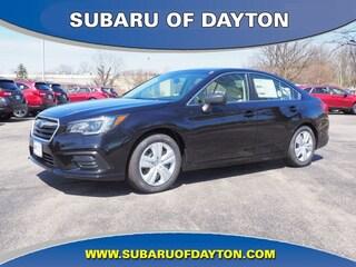 New 2019 Subaru Legacy 2.5i Sedan 4S3BNAB60K3031462 Dayton, OH