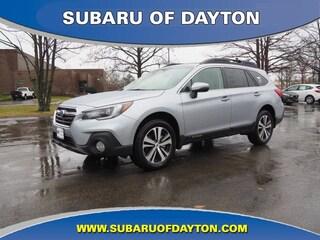 New 2019 Subaru Outback 2.5i Limited SUV 4S4BSANC1K3292105 Dayton, OH