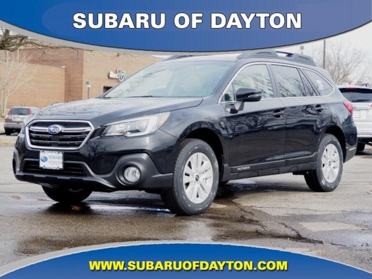New 2019 Subaru Outback 2.5i Premium SUV Dayton, OH