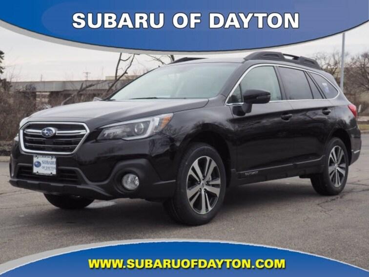 New 2019 Subaru Outback 2.5i Limited SUV Dayton, OH