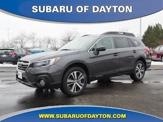 New 2019 Subaru Outback 2.5i Limited SUV 4S4BSANC3K3291859 Dayton, OH