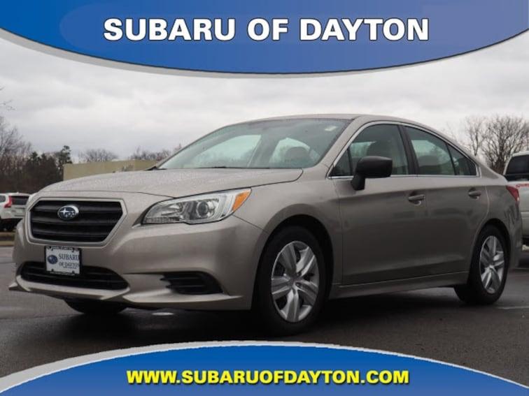 Used 2016 Subaru Legacy 2.5i Sedan Dayton, OH