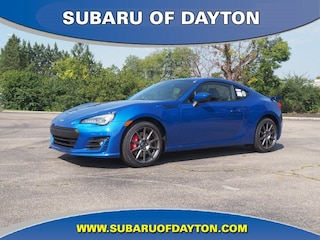 New 2018 Subaru BRZ Limited with Performance Package Coupe Dayton, OH