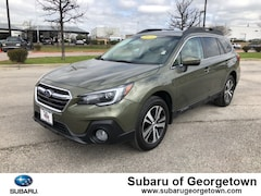 Used 2018 Subaru Outback 2.5i Limited SUV for sale in Georgetown near Austin, TX