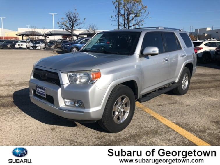 New 2011 Toyota 4Runner SR5 SUV in Georgetown, TX