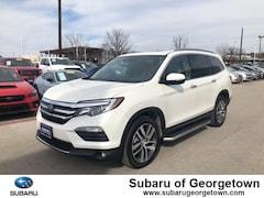 Used 2018 Honda Pilot Elite AWD SUV for sale in Georgetown near Austin, TX