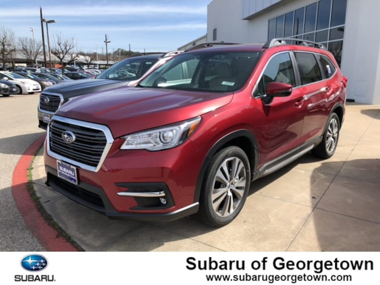 New 2019 Subaru Ascent Limited 8-Passenger SUV in Georgetown, TX