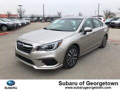 Used 2018 Subaru Legacy 2.5i Premium Sedan for sale in Georgetown near Austin, TX