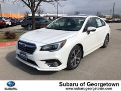 New 2019 Subaru Legacy 2.5i Limited Sedan Z19489 for sale in Georgetown, TX