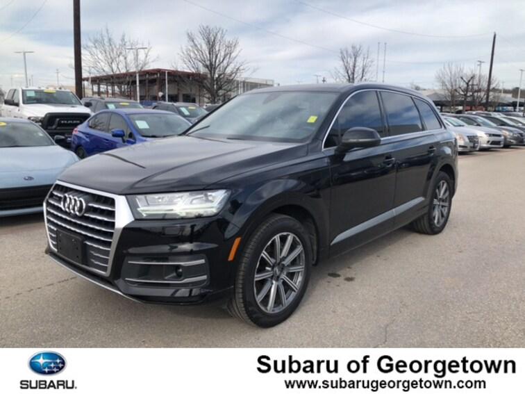 New 2018 Audi Q7 2.0T Premium SUV in Georgetown, TX