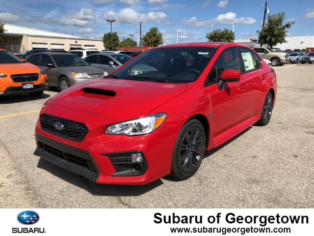 2019 Subaru WRX Base Sedan for sale in Georgetown, TX