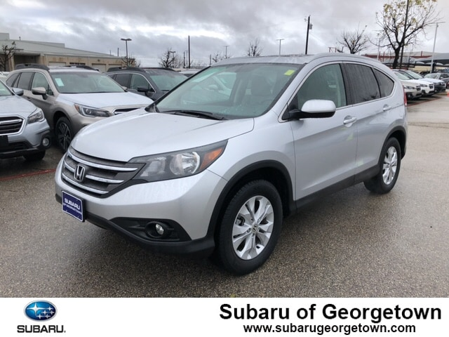2014 Honda CR-V EX-L SUV for sale in Georgetown