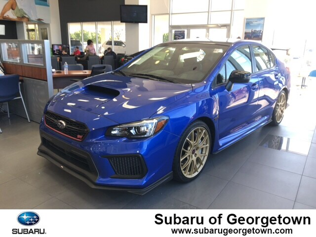 2018 Subaru WRX STI Type RA #408 Sedan for sale in Georgetown