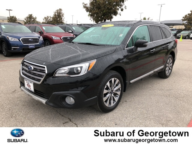2017 Subaru Outback 2.5i Touring with Starlink SUV for sale in Georgetown