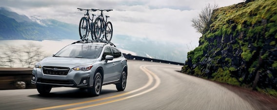 Compare Subaru Models >> Compare The Subaru Crosstrek Vs Similar Models Subaru Of