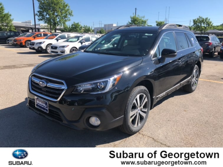 New 2019 Subaru Outback 2.5i Limited SUV in Georgetown, TX