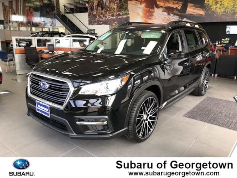 New 2019 Subaru Ascent Premium 8-Passenger SUV in Georgetown, TX