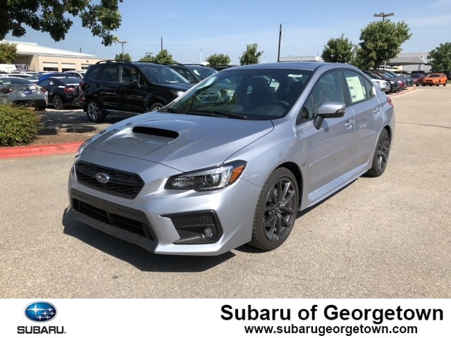 2019 Subaru WRX Limited Sedan for sale in Georgetown, TX