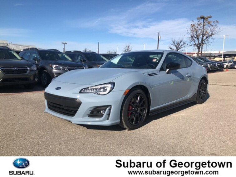 Certified Used 2019 Subaru BRZ Coupe near Austin