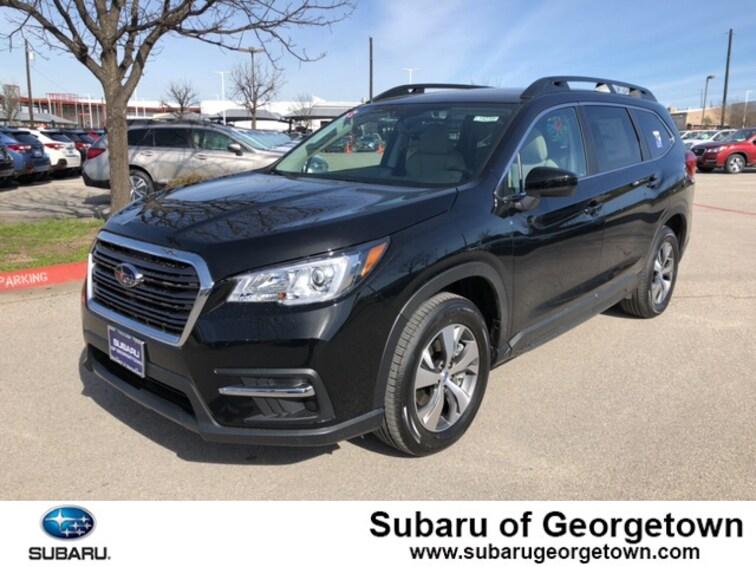 New 2019 Subaru Ascent Premium 8-Passenger SUV in Georgetown, TX