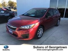 New 2019 Subaru Impreza 2.0i 5-door Z18519 for sale in Georgetown, TX
