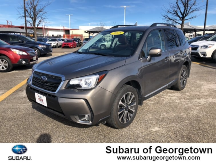 Certified Used 2018 Subaru Forester 2.0XT Touring SUV near Austin
