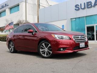 Used 2017 Subaru Legacy 2.5I Limited Sedan 4S3BNAK63H3006967 for sale in Glendale, CA