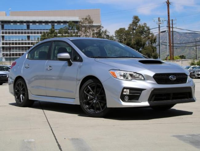 New 2019 Subaru WRX Premium Sedan for sale in Glendale, CA