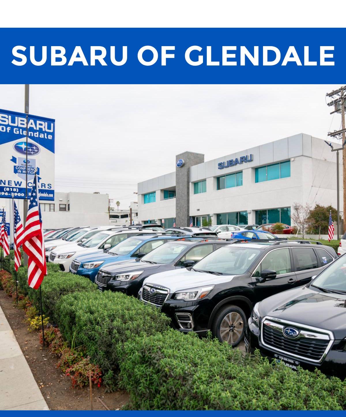 California's #1 Subaru Retailer