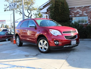 Used 2015 Chevrolet Equinox FWD  LTZ SUV 2GNFLDE39F6116882 for sale in Glendale, CA