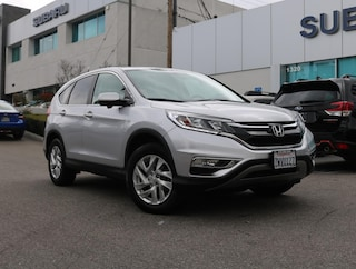 Used 2016 Honda CR-V 2WD  EX SUV 2HKRM3H57GH567655 for sale in Glendale, CA