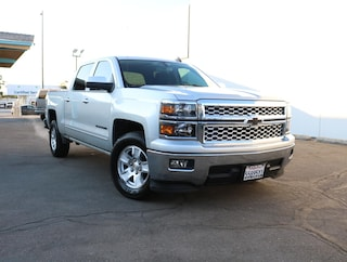 Used 2015 Chevrolet Silverado 1500 2WD Crew Cab 143.5 LT w/1LT Truck 3GCPCREC9FG537726 for sale in Glendale, CA