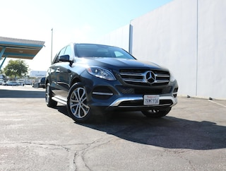 Used 2016 Mercedes-Benz GLE RWD  GLE 350 SUV 4JGDA5JB5GA629037 for sale in Glendale, CA